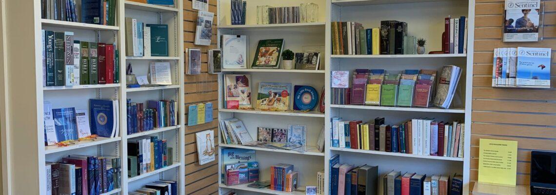 Reading Room, Study corner